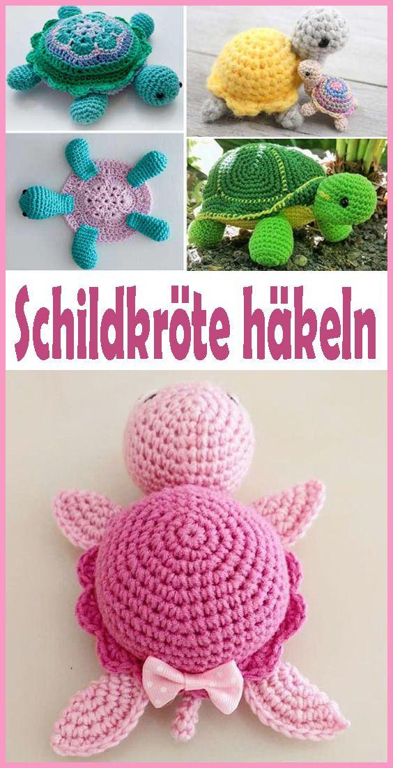 Photo of Amigurumi Schildkröte häkeln – Einfache Anleitung für Anfänger