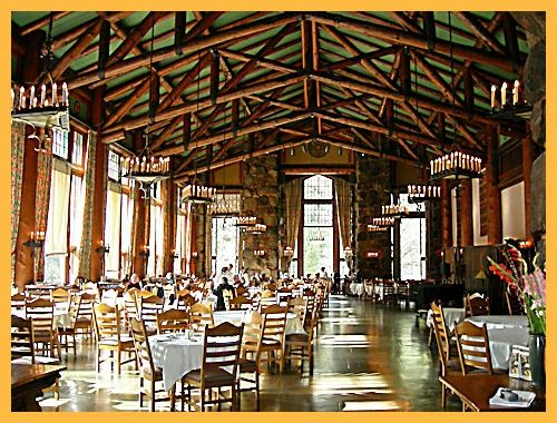 Ahwahnee Hotel Dining Room The Ahwahnee Hotel Dining Room  Ahwahnee Hotel  Also Called