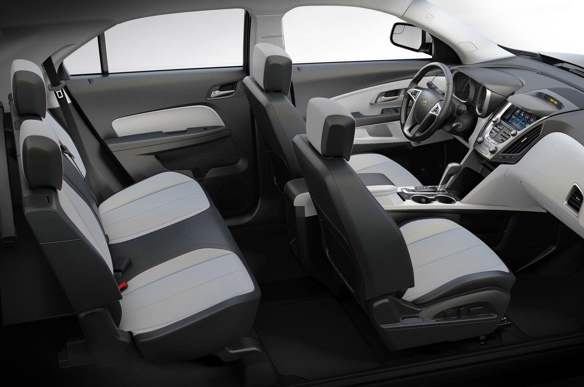 2016 Chevrolet Equinox Interior Images 2016 Chevrolet Equniox