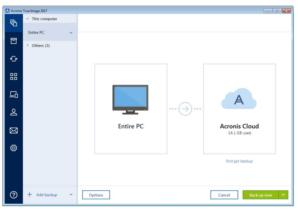 acronis true image serial number 2017