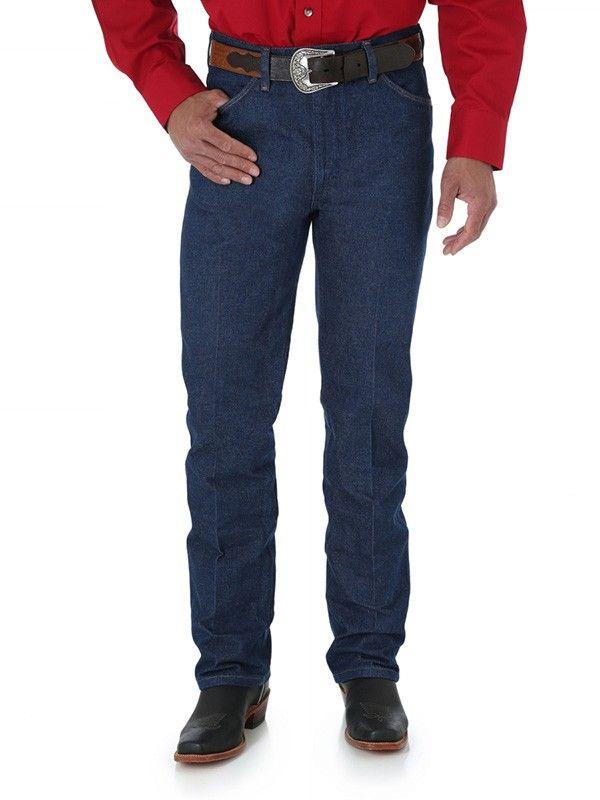713c7f8a Mens Wrangler Cowboy Cut Slim Fit Long Jeans 936Denl - Texas Boot Company  is located in Bastrop, Texas. www.texasbootcompany.com