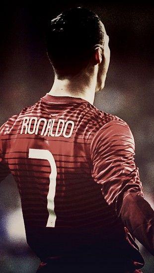 Team Portugal Cristiano Ronaldo http://theiphonewalls.com/team-portugal-cristiano-ronaldo/