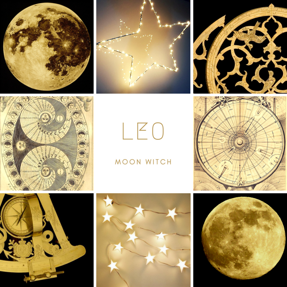 12 Witchy Zodiac Mood Boards