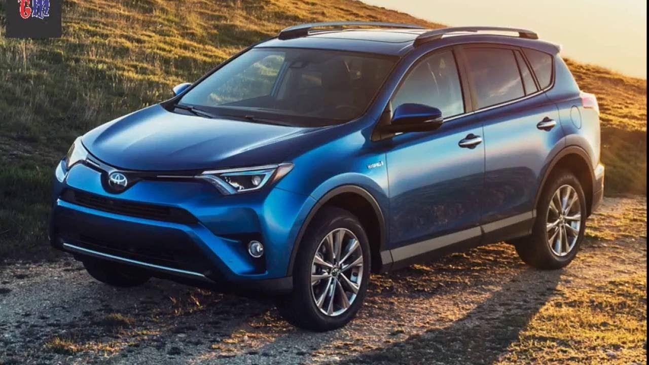 New Toyota Rav4 2017 Review