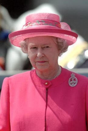 Queen Elizabeth's Birthday Hats #queenshats