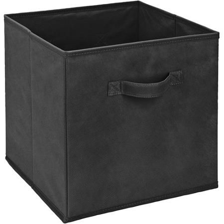 Home Storage Bins Fabric Storage Cubes Collapsible Storage Bins