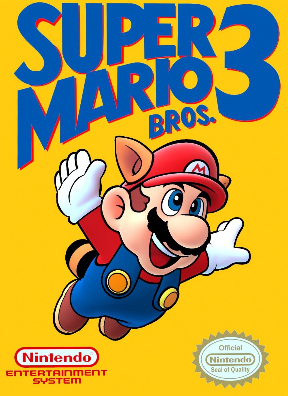 Artstation Super Mario Bros 3 Nes Cover Retrogasm 2018 Competition Claudio Clemente Super Mario Bros Nintendo Nintendo Mario Bros Super Mario Bros
