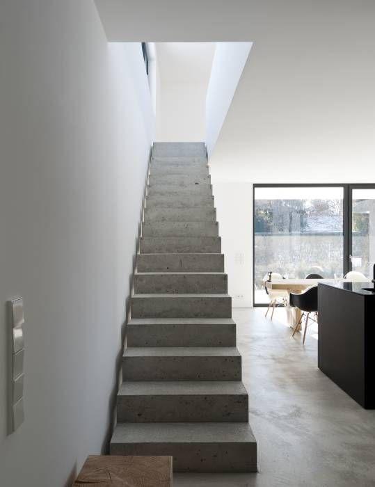 Einfamilienhaus Am Worthsee Flur Diele Von Gramming Rosenmuller