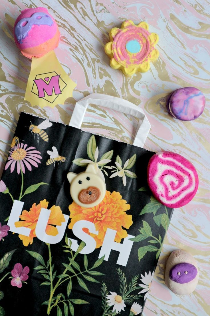 lush mother's day 2018 review LUSH Cosmetics