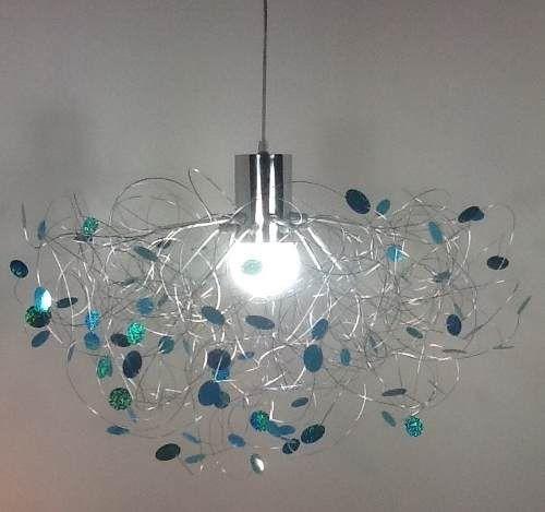 Ezzolamps lamparas colgantes ara as modernas fabricante - Lamparas arana modernas ...