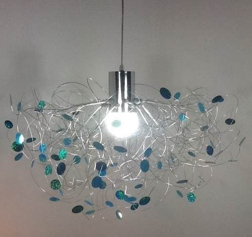 Ezzolamps lamparas colgantes ara as modernas fabricante pie muebles pinterest - Lamparas arana modernas ...