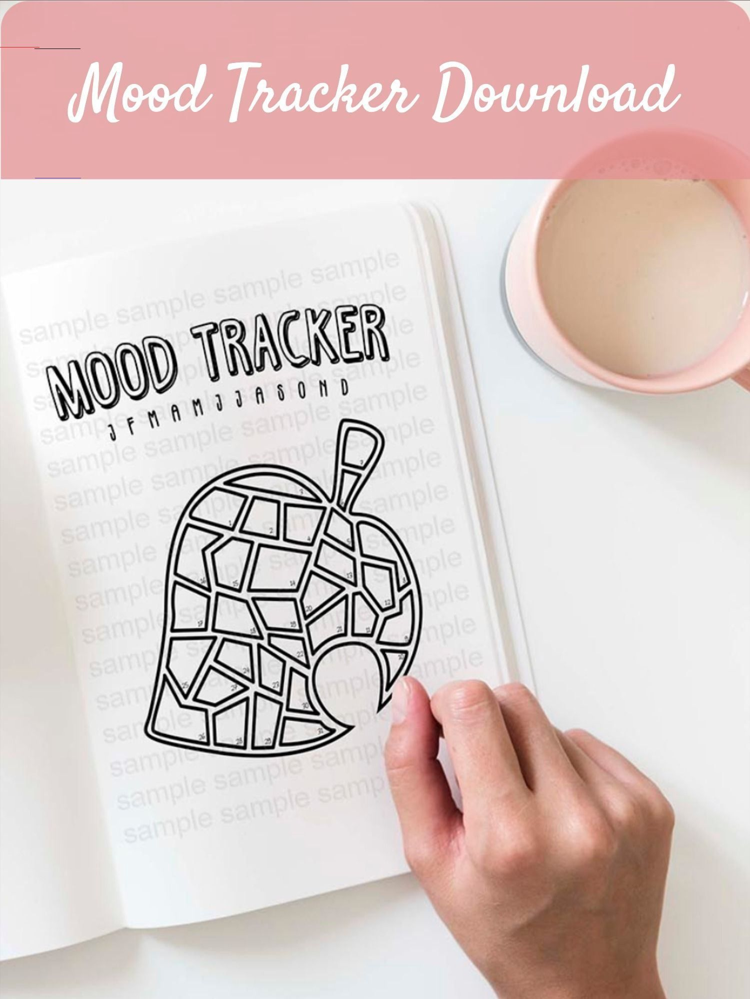 March Mood Tracker Printable Download examplesofgoals