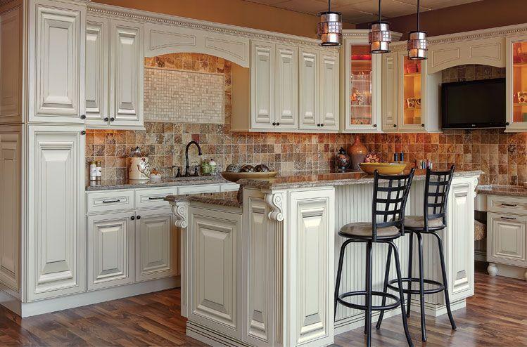 devon-raised-panel-cream-white-kitchen-cabinets-main-image ...
