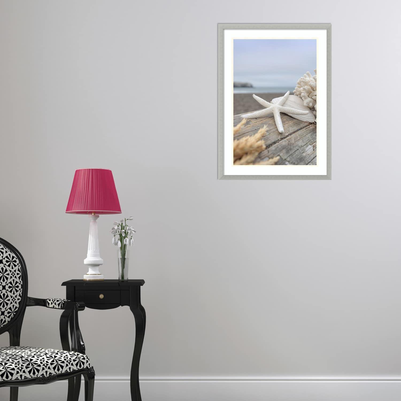 Amanti Art Rodeo Beach Shells 13 Framed Wall Art Framed Wall Art