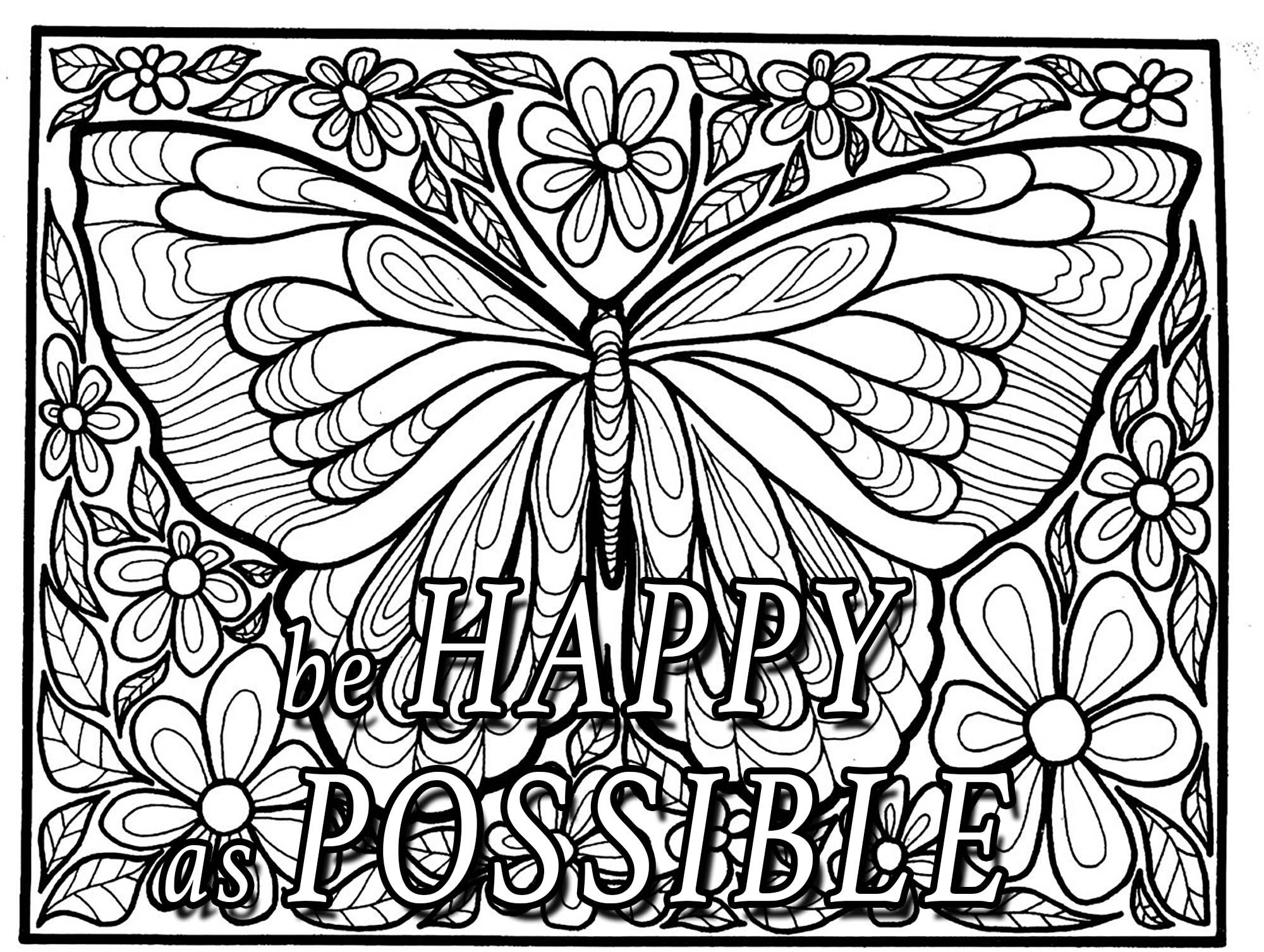 Pin By Kelly Marie Ball On Kolor Me Quotes Butterfly Coloring Page Insect Coloring Pages Animal Coloring Pages