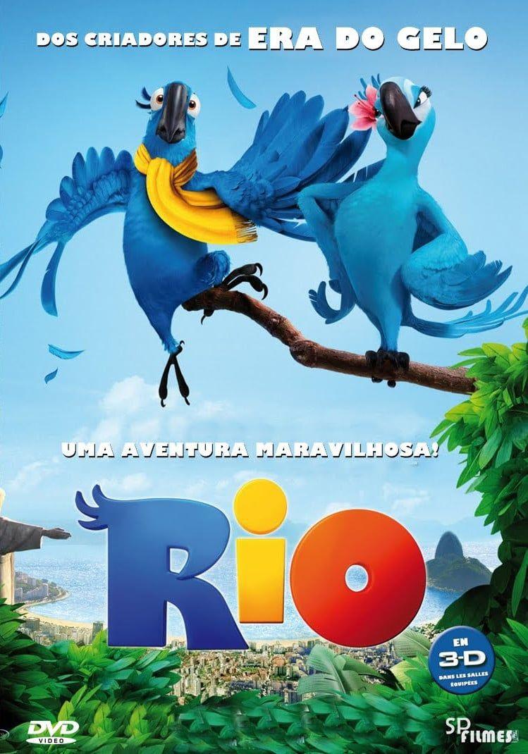 Descargar Rio 2011 Pelicula Online Completa Subtitulos Espanol Gratis En Linea Film Pour Enfants Rio Dessin Anime Film Rio