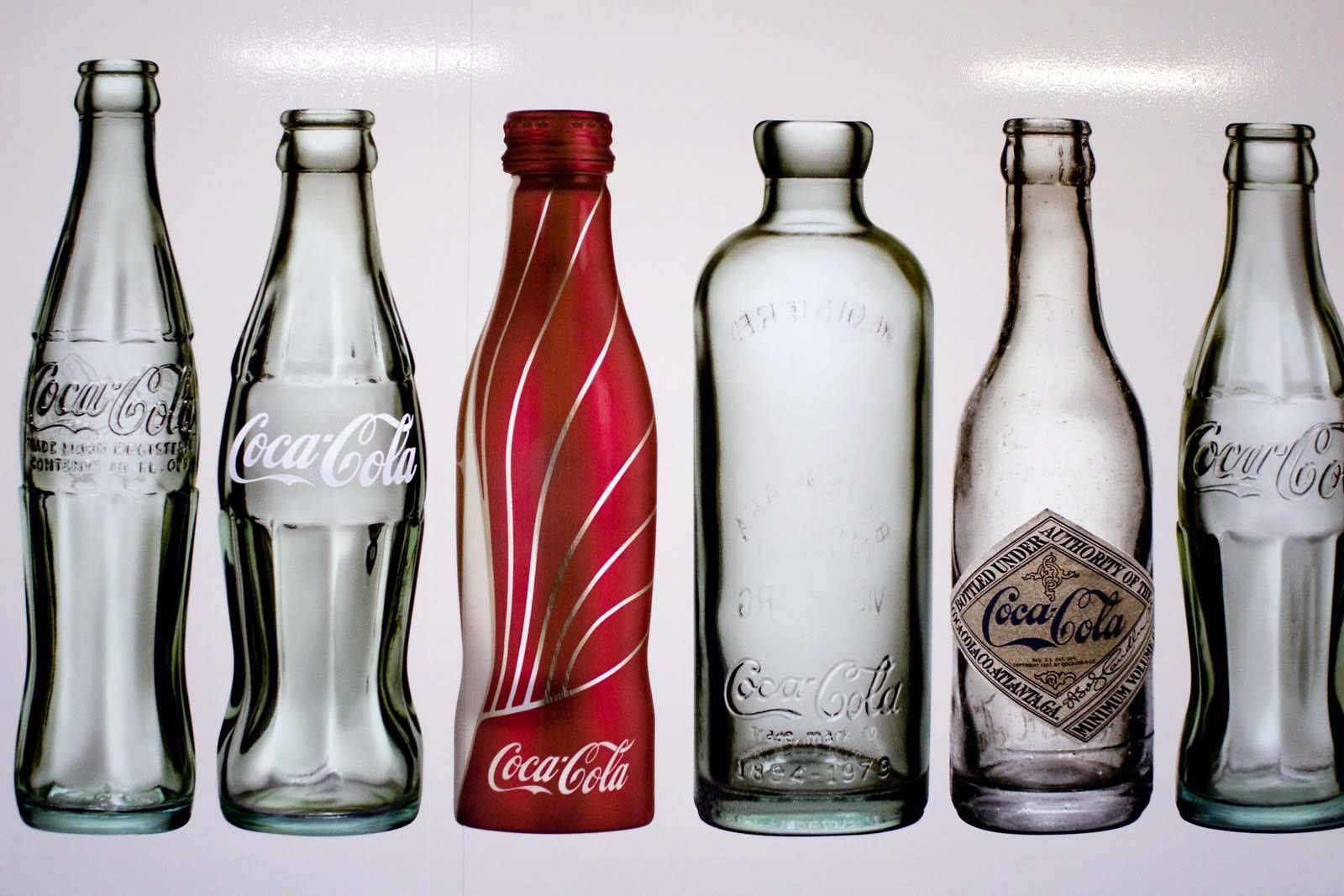 ♥ Coca Cola | Coke Retro advert | Enjoy Coke | http://defharo.com