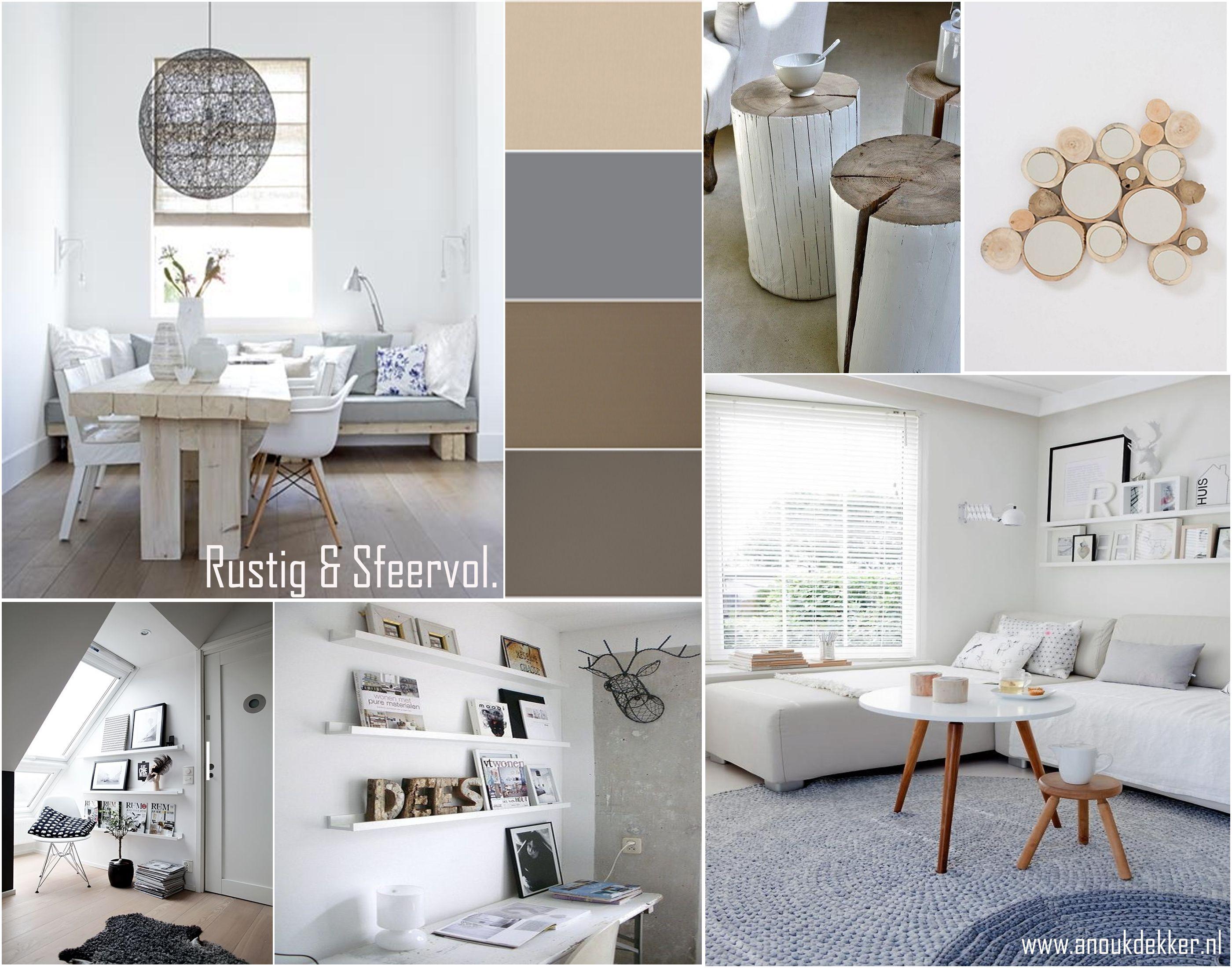 woonkamer kleuren - google zoeken - slaapkamer | pinterest, Deco ideeën