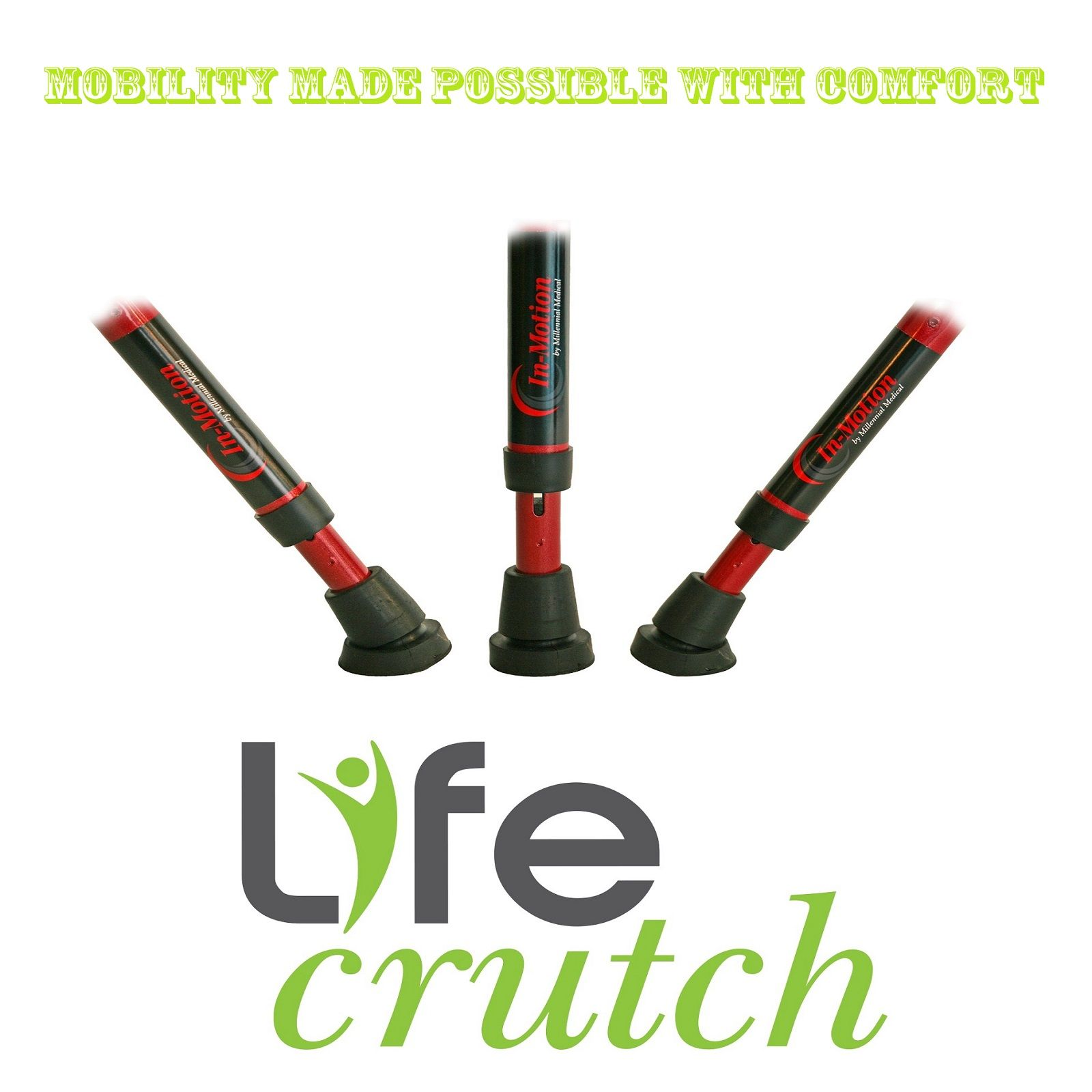 No Mobility Makes Everyday Living Challenging And We Are Committed To Make It Possible With Comfort And Durability Crutches Crutches Accessories Crutch Pad