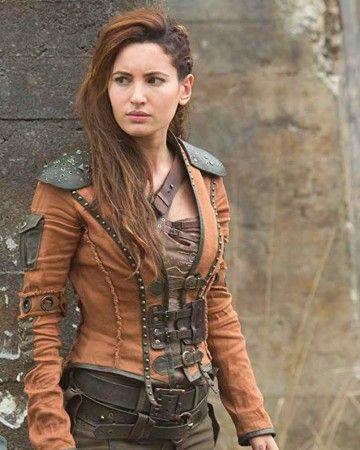 The Shannara Chronicles Eretria Shannara Jacket Com Imagens Look