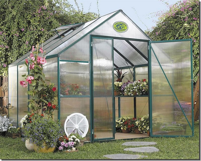 Build Your Own Greenhouse Kits Sere și Design Layout