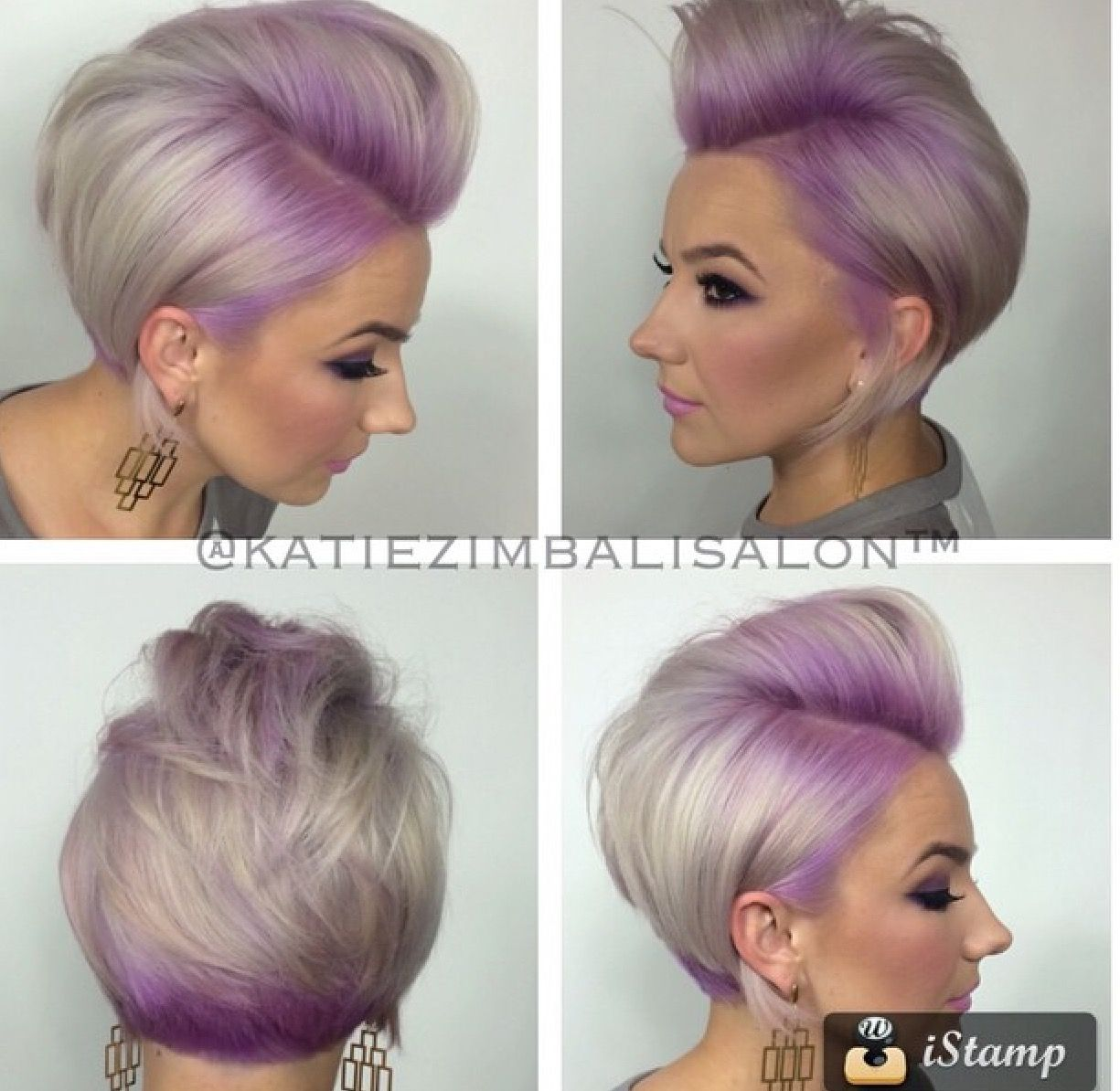 Great cut...gorgeous color! | Until it grows out | Pinterest | Hair ...