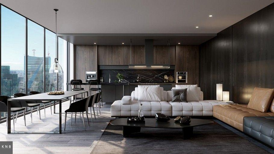 Pin On Luxury Apartment Interior Design