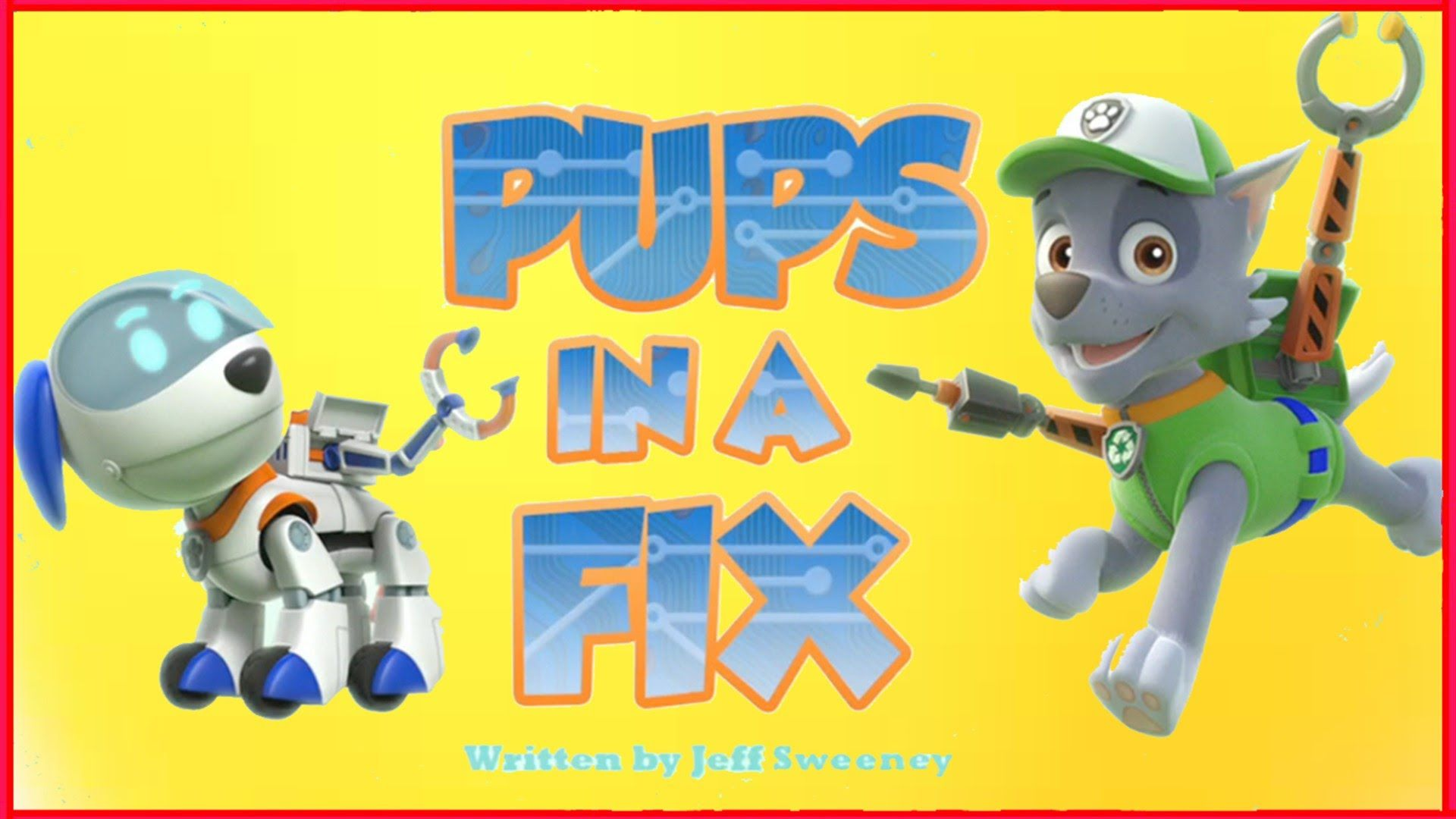 ♧ Animation Movies For Kids 2016 ♧ Pups in a Fix