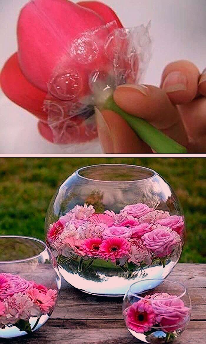 Photo of Sommertischdeko – Blumendekoration selber machen – Dekoration Selber Machen