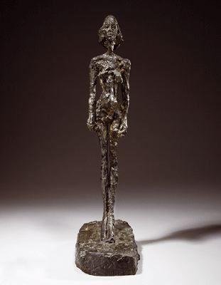 Fondation Giacometti - Découvrir lœuvre - Alberto