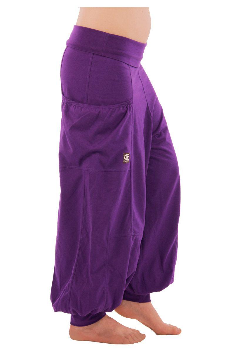 Unisex kalhoty na jógu Saraswati pant  00f2a98c2324f
