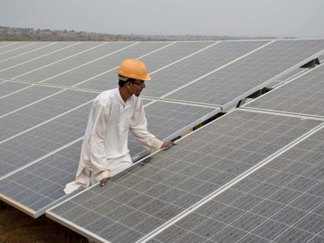 Rb Commissions First Solar Powered Facility Inks Pact For 100