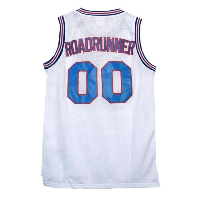 Space Jam Tune Squad Basketball Jerseys  0d7123502