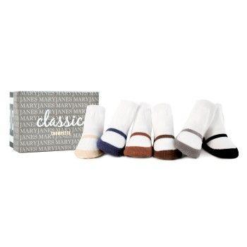 Classic Maryjane socks by Trumpette