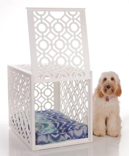 Luxury Pet Crates Contemporary Dog Lofts Unique Art