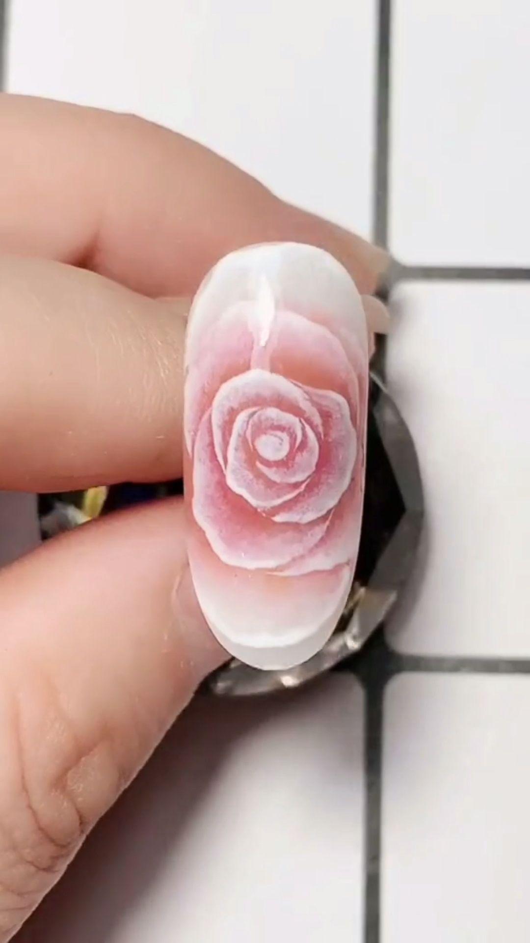 Photo of Einfache Nail Art Design Video Tutorials Compilation Teil 202 – #compilation #de…