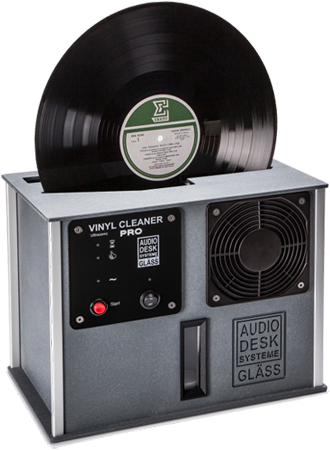 Audio Desk Vinyl Cleaner Pro Cleaning Machine Clean Vinyl