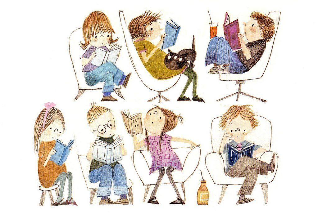 Citaten Uit Kinderboeken : Lezende vrouwen uit rijmpjes en versjes de oude doos