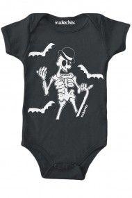 Abbigliamento Per Bambino · Febbre Del Bambino · Infanti · Kid s Dancing Bo  Onesies T-Shirt - Black bd96d8031a1