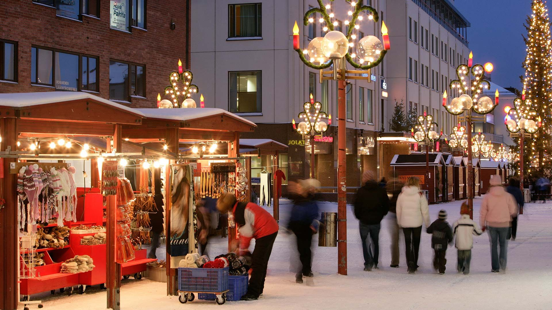 Helsinki Finland Christmas Adventure In