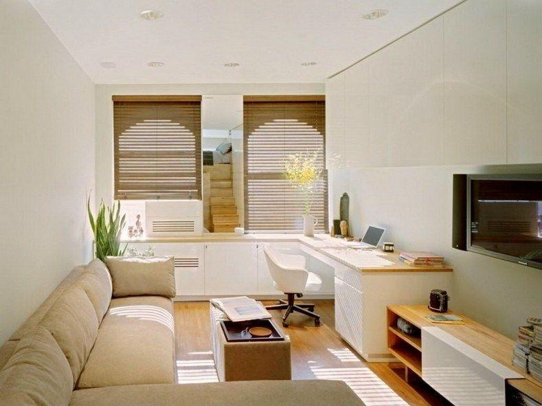 interior design for small rectangular living room