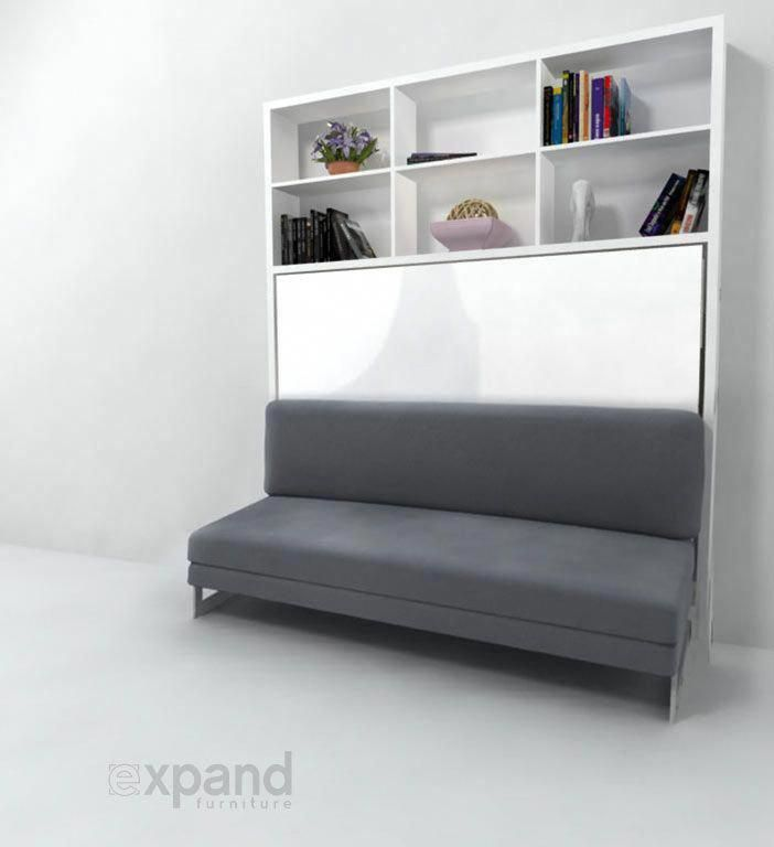 Italian Wall Bed Sofa Expand Furniture In 2020 With Images