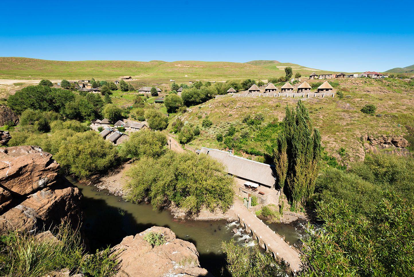 Semonkong Lodge Lodge Lesotho Paradise On Earth