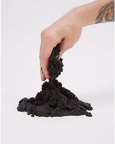Kinetic Sand Black - Spencer's
