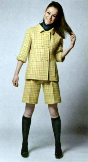 Givenchy L'Officiel magazine 1967