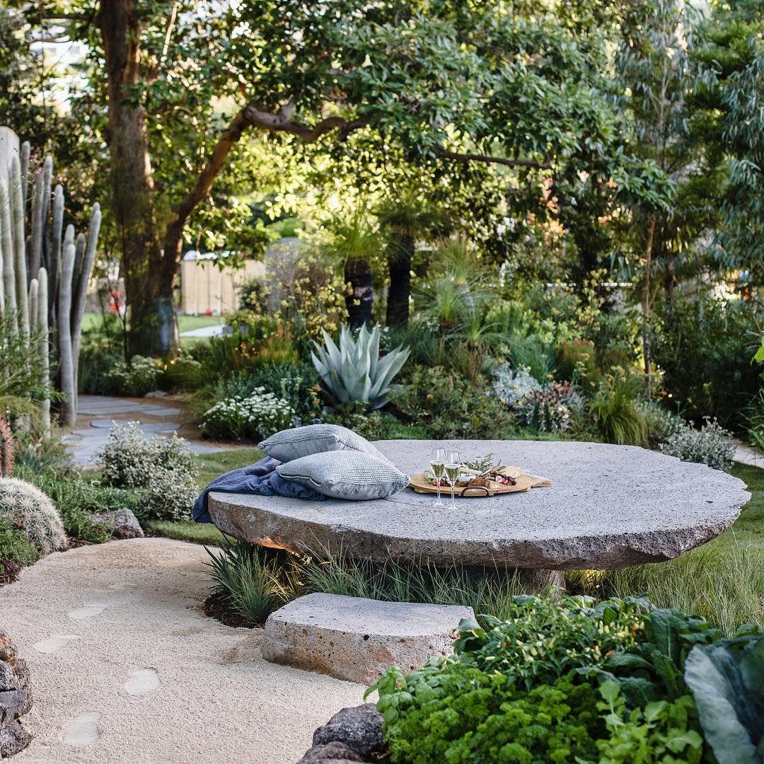 172 Likes 1 Comments Georgina Reid Theplanthunter On Instagram Today S Featured Directory L Australian Garden Design Landscape Design Australian Garden