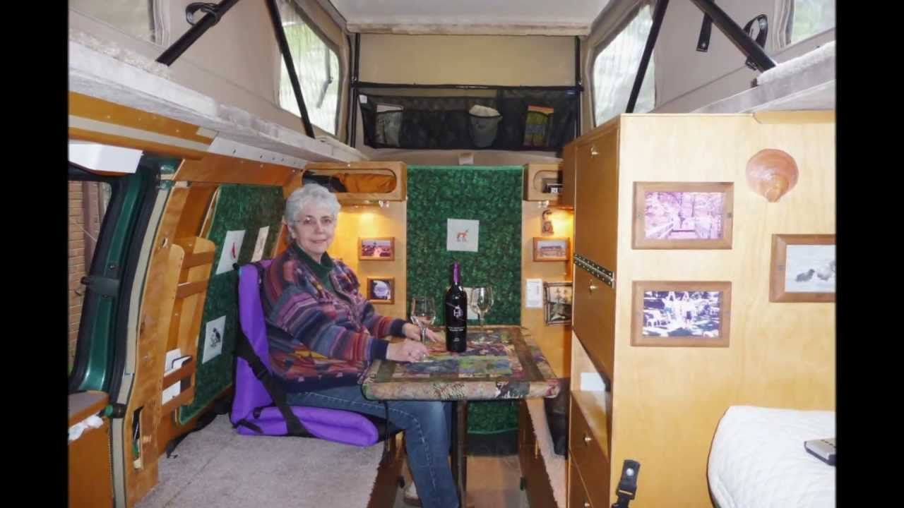 Custom Built Class B Rv Class B Rv Chevy Express Class B
