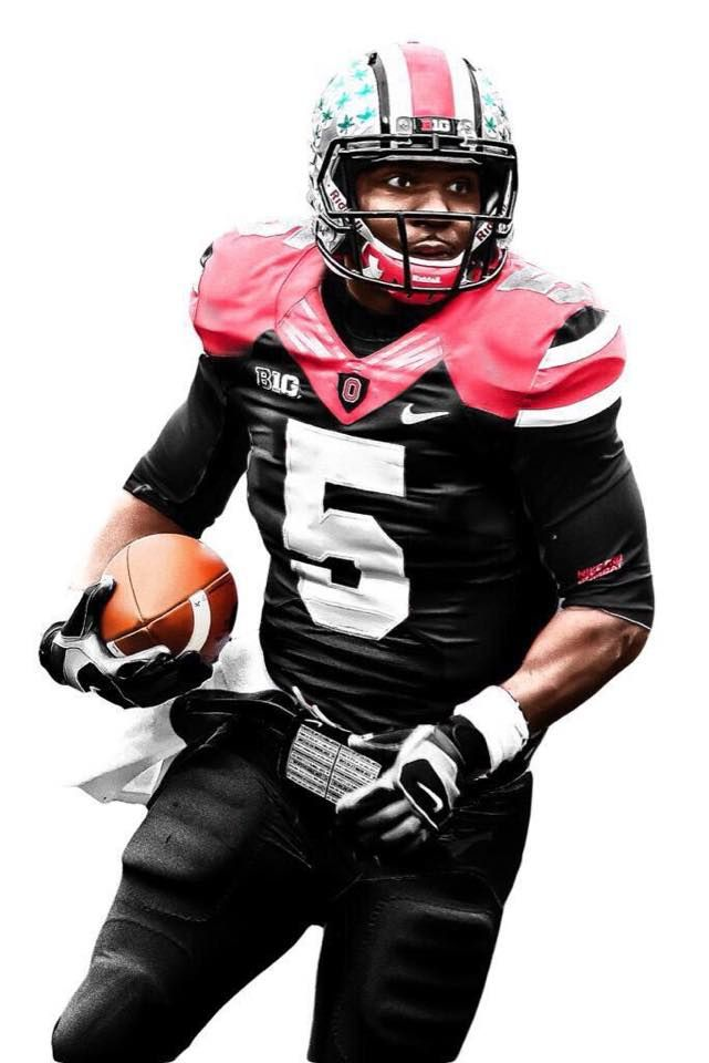 low priced e5b98 af6e8 Ohio State Black Concept Jerseys | All Things Buckeyes ...