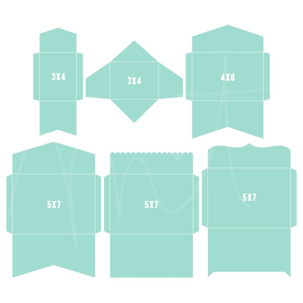 Envelope Template  Envelope Templates  Cu  Kirjekuoria