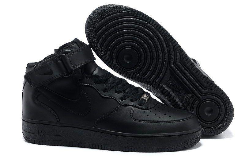 Chaussure Nike Air Force 1 06 mi-montante pour Garçon. Nike FR ...